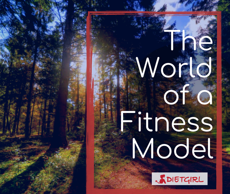 The World of a Fitness Model