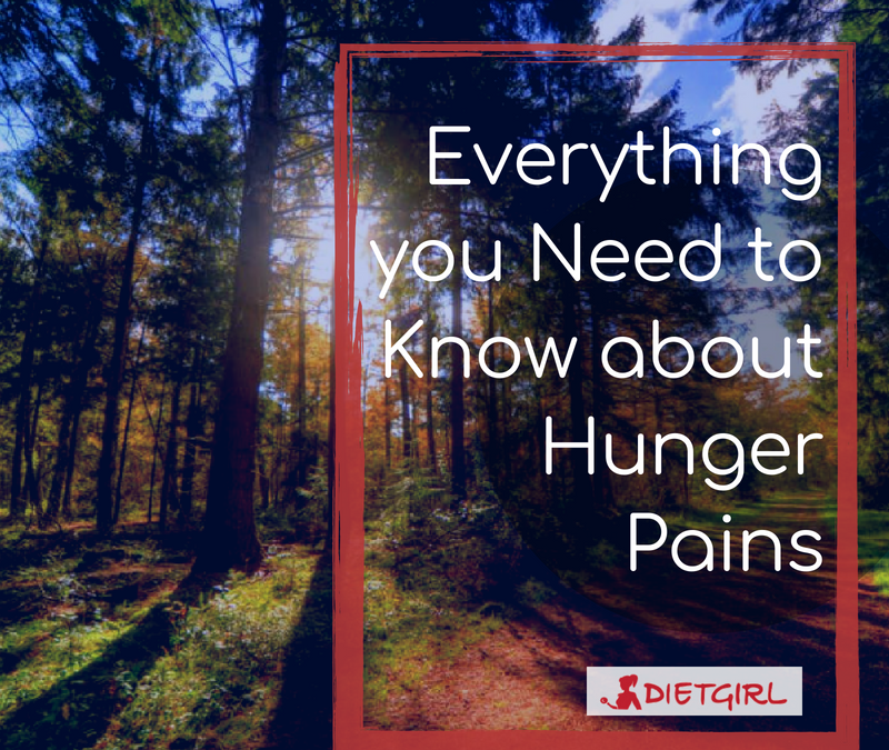 Everything you Need to Know about Hunger Pains