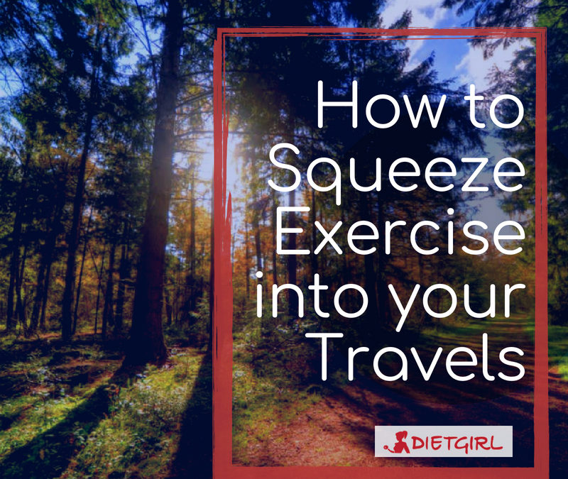 How to Squeeze Exercise into your Travels