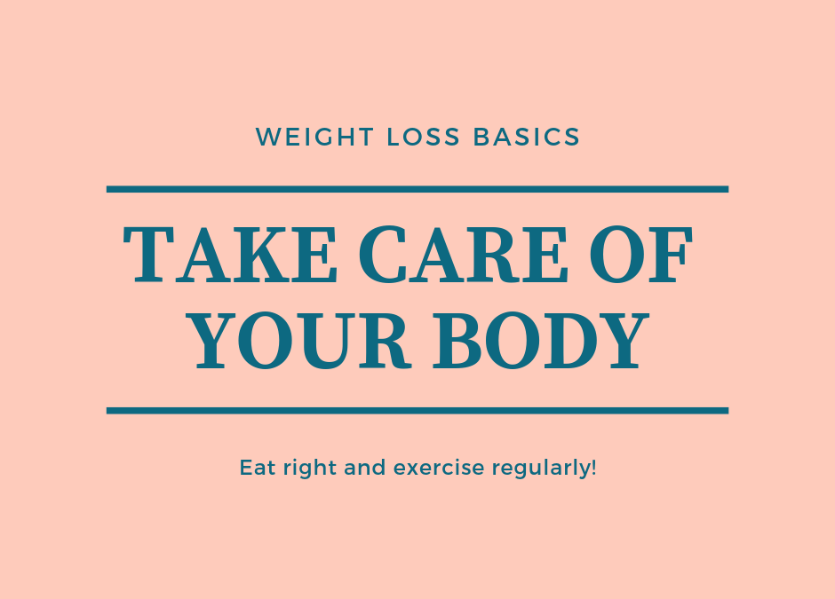 Weight Loss Basics: Obvious…or Not?